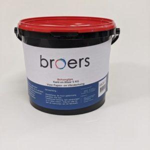 Broers Pro Behanglijm 5 kg.