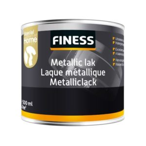 Finess Metallic lakverf 500 ML Kleur