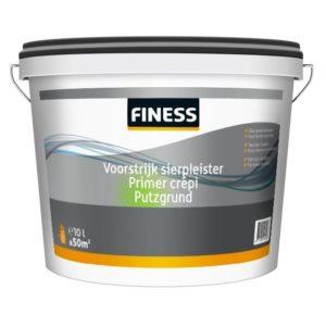 Finess Voorstrijk Sierpleister 5 Liter Wit