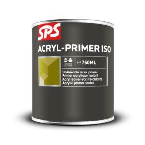 SPS Acryl-Primer ISO 1 Liter Wit
