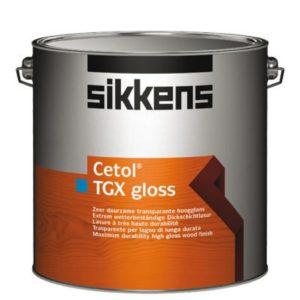 Sikkens Cetol TGX Gloss kleurloos 1 Liter