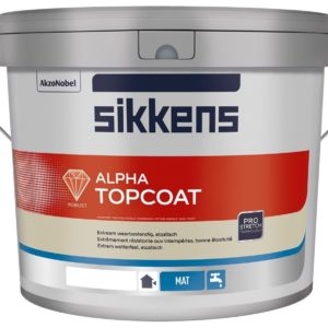 Alpha Topcoat