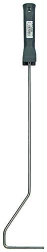 Anza verfbeugel grijs XXL 6mm voor 10 cm rol