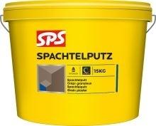SPS SPACHTELPUTZ 1,5 mm (fijn - fin) 15 kg