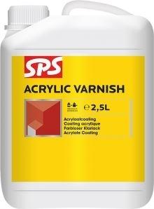 SPS Acrylcoating 2,5 Liter (per 2 stuks)