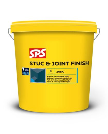 SPS Stuc & Joint Finish