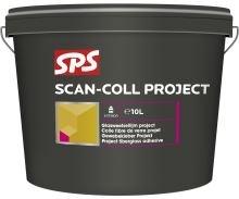 SPS Scan project lijm kleurloos