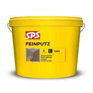 SPS Feinputz wit 0,5 mm 15 kg